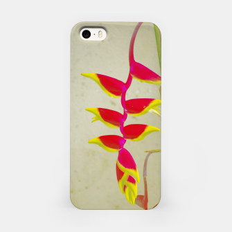Thumbnail image of Heliconia 2 iPhone Case, Live Heroes