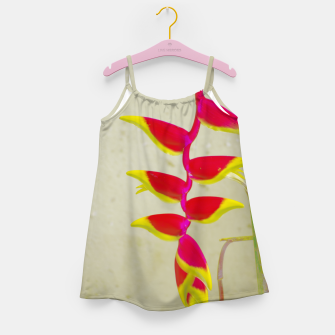Thumbnail image of Heliconia 2 Girl's dress, Live Heroes
