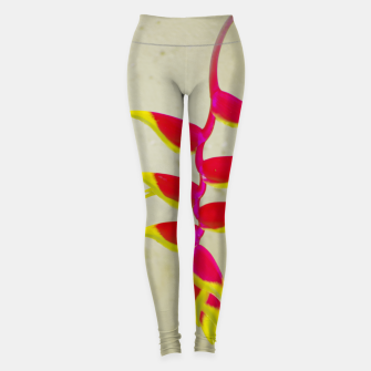 Thumbnail image of Heliconia 2 Leggings, Live Heroes