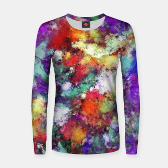 Thumbnail image of Kinetic Women sweater, Live Heroes