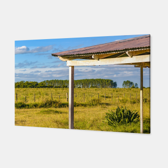 Thumbnail image of Rural Field Scene, San Jose Department, Uruguay Canvas, Live Heroes