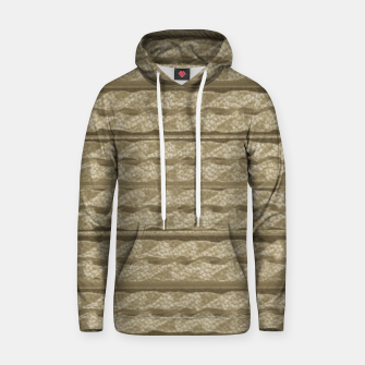 Thumbnail image of Leather Sudadera con capucha, Live Heroes