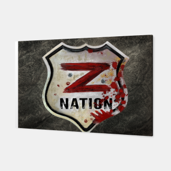 Thumbnail image of Z NATion Canvas, Live Heroes