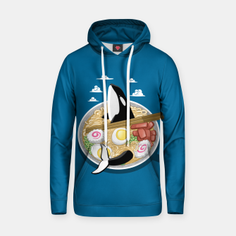 Thumbnail image of Ramen Killer Whale Sudadera con capucha, Live Heroes