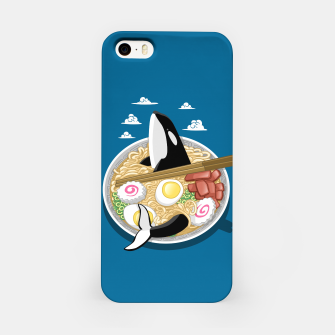 Thumbnail image of Ramen Killer Whale Carcasa por Iphone, Live Heroes