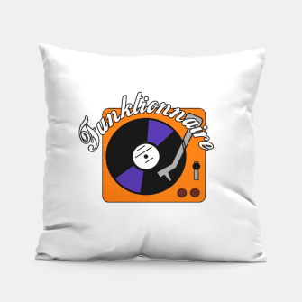 Thumbnail image of FUNKTIONNAIRE Coussin, Live Heroes