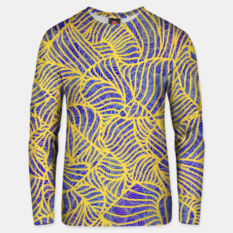 Thumbnail image of Gold Unisex sweater, Live Heroes