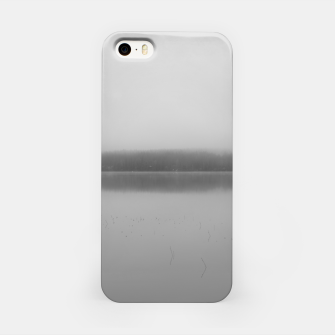 Thumbnail image of Misty lake iPhone Case, Live Heroes