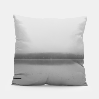 Thumbnail image of Misty lake Pillow, Live Heroes