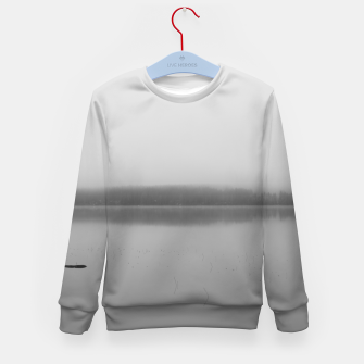 Thumbnail image of Misty lake Kid's sweater, Live Heroes