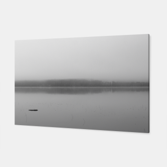 Thumbnail image of Misty lake Canvas, Live Heroes