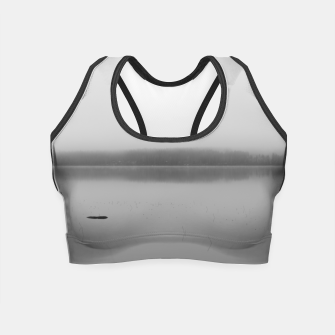 Thumbnail image of Misty lake Crop Top, Live Heroes