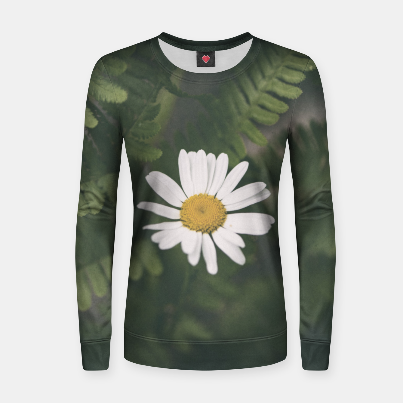 Image of daisy #1 Women sweater - Live Heroes