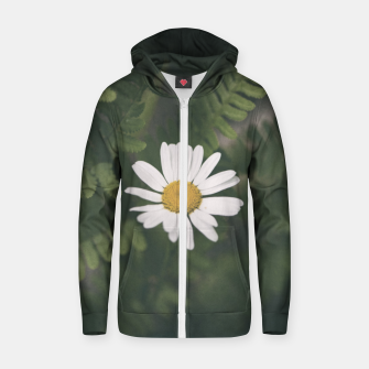 Thumbnail image of daisy #1 Zip up hoodie, Live Heroes