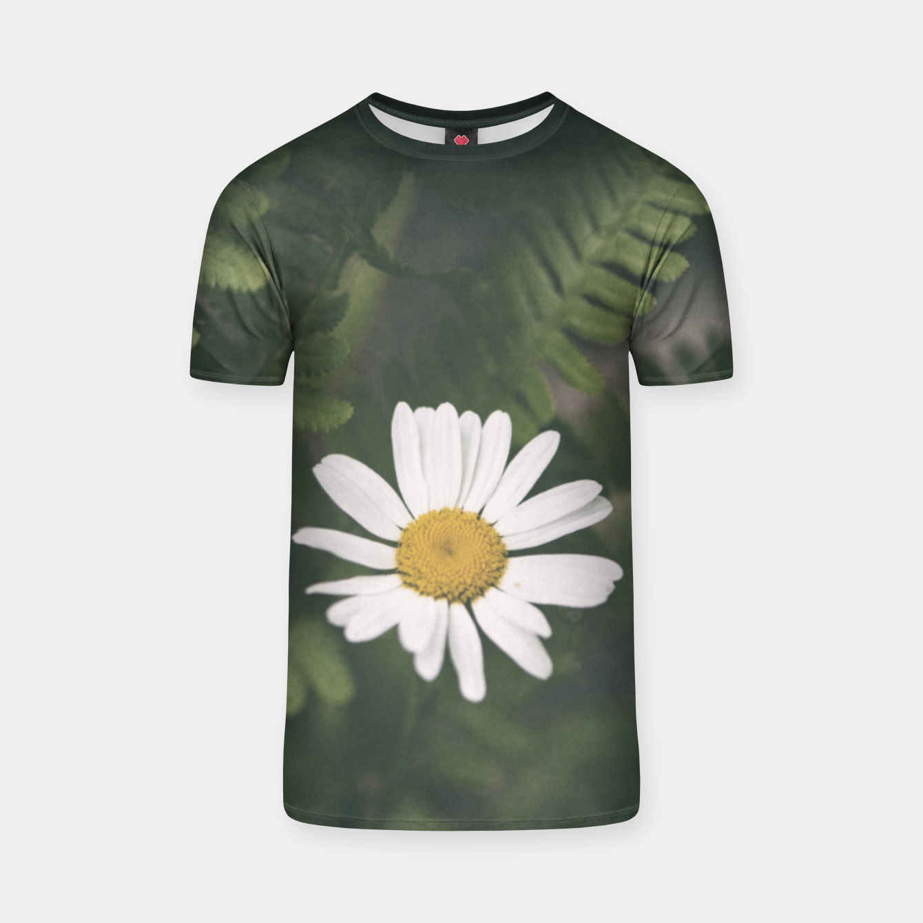 Image of daisy #1 T-shirt - Live Heroes
