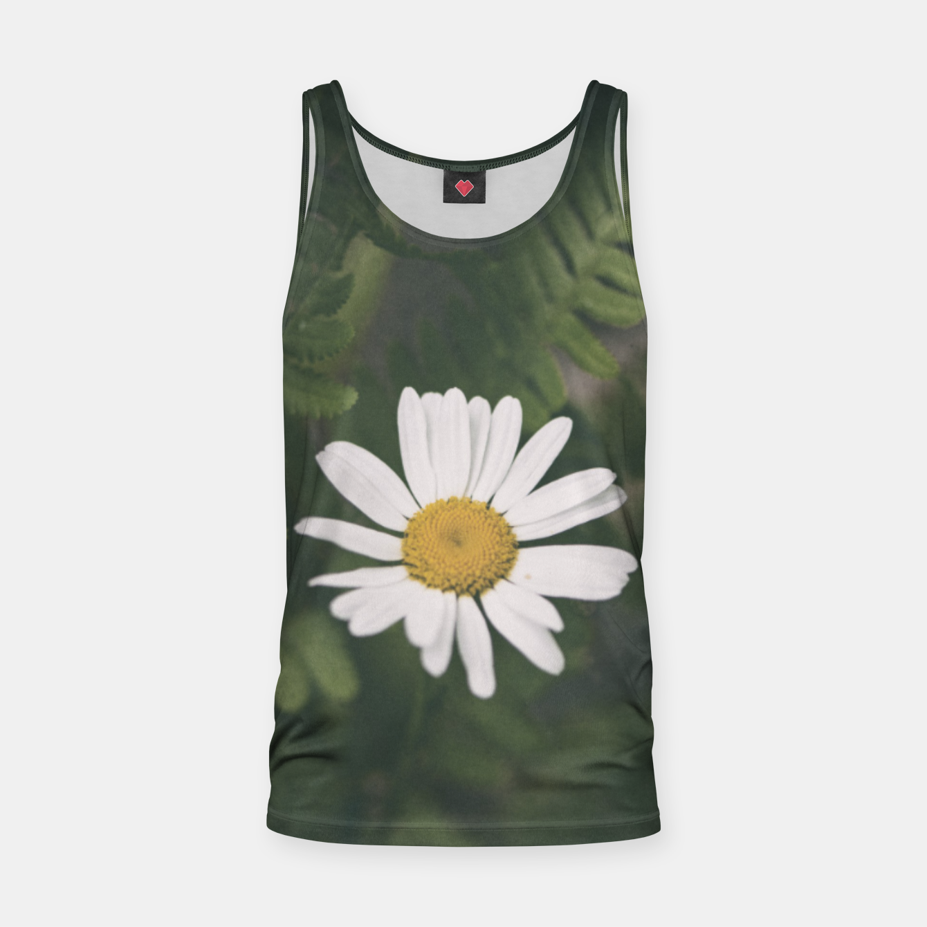 Image of daisy #1 Tank Top - Live Heroes