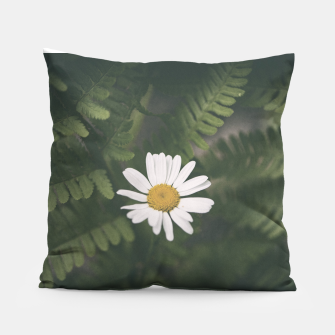 Thumbnail image of daisy #1 Pillow, Live Heroes