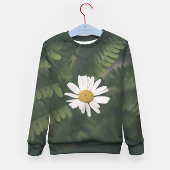 Thumbnail image of daisy #1 Kid's sweater, Live Heroes