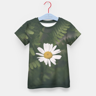 Thumbnail image of daisy #1 Kid's t-shirt, Live Heroes