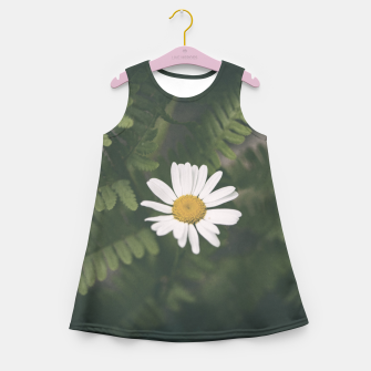 daisy #1 Girl's summer dress thumbnail image