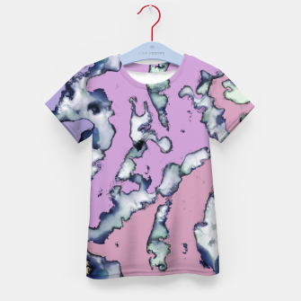 Thumbnail image of A soft choice Kid's t-shirt, Live Heroes