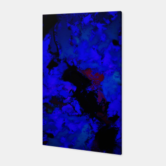 Thumbnail image of A dark blue crash Canvas, Live Heroes
