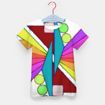 Thumbnail image of Butterfly Kid's t-shirt, Live Heroes