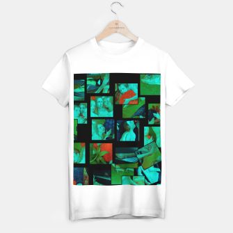 Thumbnail image of  Bosch.The Garden of Earthly Delights T-shirt regular, Live Heroes
