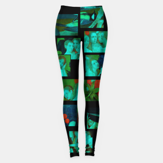 Thumbnail image of  Bosch.The Garden of Earthly Delights Leggings, Live Heroes