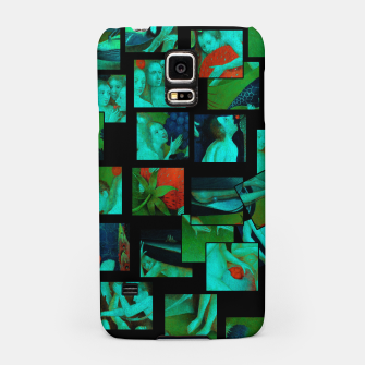 Thumbnail image of  Bosch.The Garden of Earthly Delights Samsung Case, Live Heroes