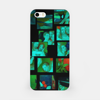 Thumbnail image of  Bosch.The Garden of Earthly Delights iPhone Case, Live Heroes