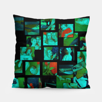 Thumbnail image of  Bosch.The Garden of Earthly Delights Pillow, Live Heroes