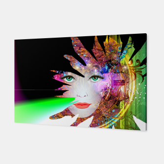 Thumbnail image of Face of the universe Canvas, Live Heroes