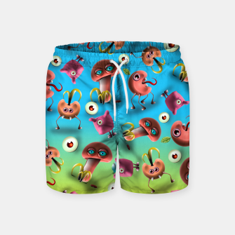 Thumbnail image of Creatures Swim Shorts, Live Heroes