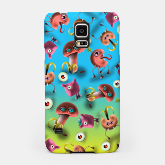 Thumbnail image of Creatures Samsung Case, Live Heroes