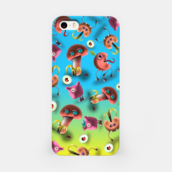 Creatures iPhone Case thumbnail image