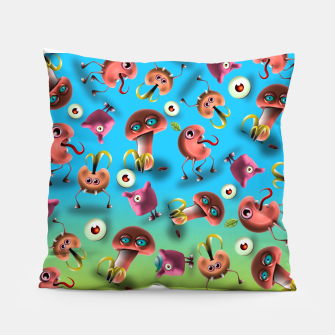 Thumbnail image of Creatures Pillow, Live Heroes