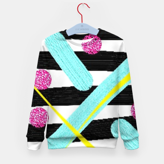 Thumbnail image of Apple-11 Kid's sweater, Live Heroes