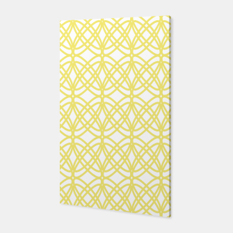 Imagen en miniatura de Abstract pattern - gold and white. Canvas, Live Heroes