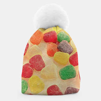 Gum Drops in The Snow Beanie thumbnail image