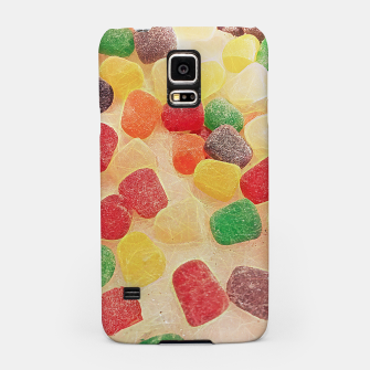 Gum Drops in The Snow Samsung Case thumbnail image