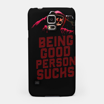 Thumbnail image of Good Person Samsung Case, Live Heroes