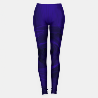 Miniaturka rose liquid dark purple Leggings, Live Heroes