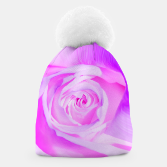 Thumbnail image of rose liquid violet Beanie, Live Heroes