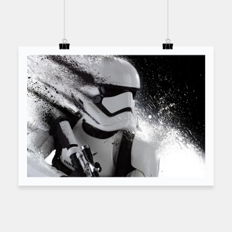 Thumbnail image of Star Wars - Stormtrooper Affiche, Live Heroes