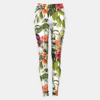Miniaturka Jungle botanical Leggings, Live Heroes