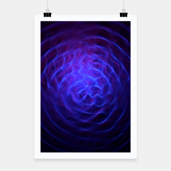 Thumbnail image of Water Ripple Poster, Live Heroes