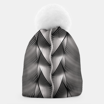 Thumbnail image of Channel Weave Beanie, Live Heroes