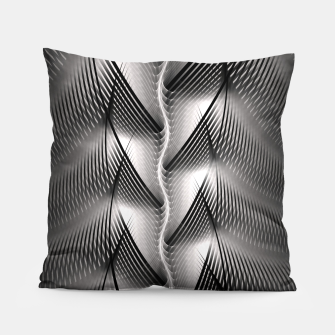 Thumbnail image of Channel Weave Pillow, Live Heroes