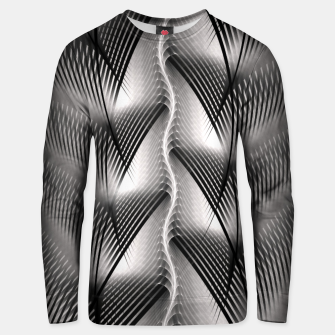 Thumbnail image of Channel Weave FV Unisex sweater, Live Heroes